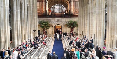 Yılın ikinci kraliyet düğününü- CANLI YAYIN