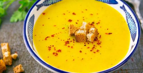 Enfes bir tat: Zerdeçallı mercimek çorbası tarifi
