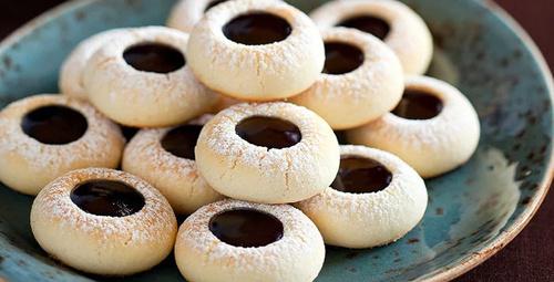 Çikolata soslu mantar kurabiye tarifi