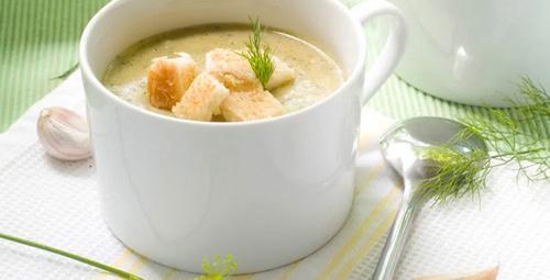 Bol karabiberli: Köz patlıcan çorbası