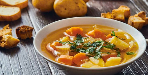 Enfes bir tat: Kış sebzeli çorba tarifi