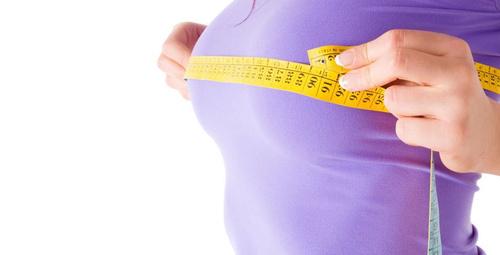 Büyük göğüsler sağlığı tehdit ediyor!