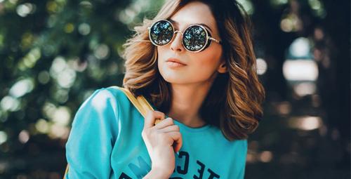 Yaz kış demeden güneş gözlüğü şart!
