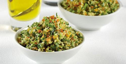 Lübnan mutfağından: Tabbule salatası tarifi