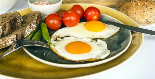 Yumurta diyetiyle 2 haftada 10 kilo zayıflayın!