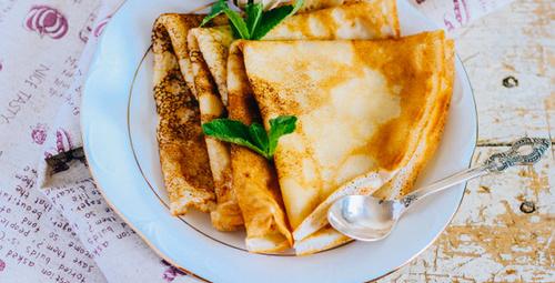 Kahvaltıların vazgeçilmezi: Krep Tarifi