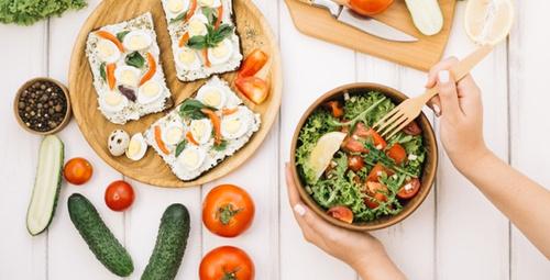 Açlığı bastırmak için hangi salatayı yemeliyiz?