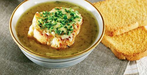 Şifa kaynağı: Soğan çorbası tarifi