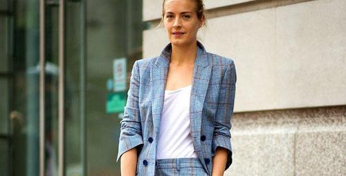 Yeni trend: Kadınların takım elbise modelleri