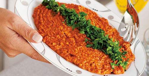 Enfes bir Antep lezzeti: Muhammara Tarifi