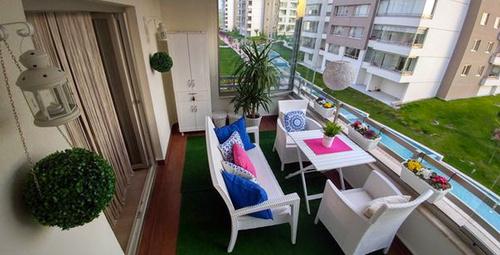 Kapalı balkonlar için dekrasyon önerileri!
