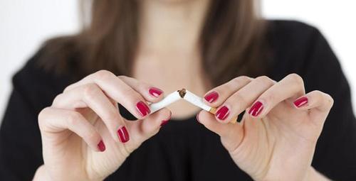 Sigarayı bıraktıktan sonra bakın vücudunuzda neler oluyor!