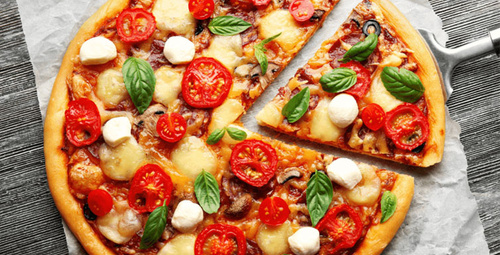 Pizzayı bir de köfteyle deneyin...