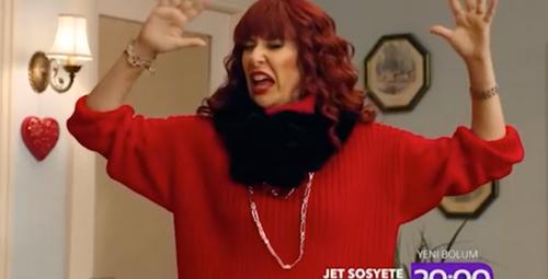 Jet sosyete 2.sezon 7.bölüm fragmanı Gizem'in yeni mesleği şaşırtacak!