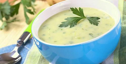 Leziz mi leziz : Patates çorbası tarifi