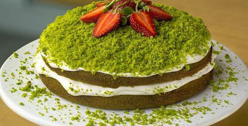 Kıvamı tam yerinde: Ispanaklı pasta