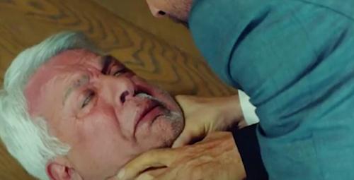 Yasak Elma 24. bölüm fragmanda Alihan Halit'i öldürüyor...