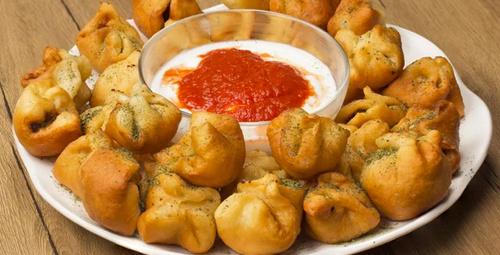 Kayseri'nin enfes lezzeti: Yağ mantısı