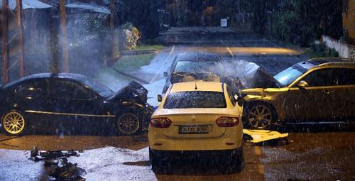 Çarpışma dizisinin kaza sahnesi Türkiye'de bir ilke imza attı!