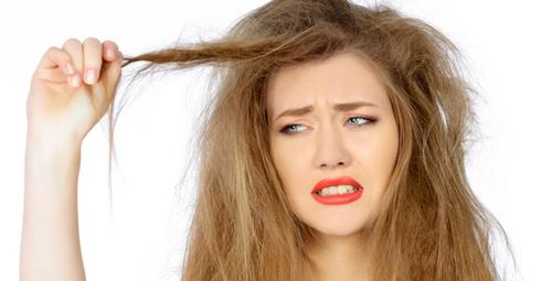 Kabaran saçlara doğal çözüm önerileri!