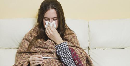 Kışın hastalıklara karşı vücudu korumanın 8 yolu!