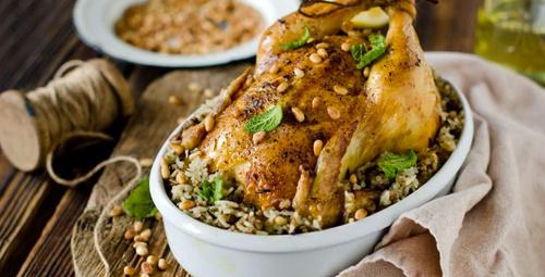 Enfes bir tat: Tavuk dolması tarifi