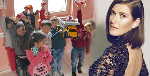 Pınar Soykan'dan ayakta alkışlanacak hareket!