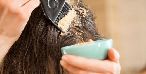 Saçınıza mayonez sürerseniz....