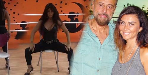 Hamdi'nin eşinden Instagram'ı sallayan cesur dansıyla ilgili açıklama!
