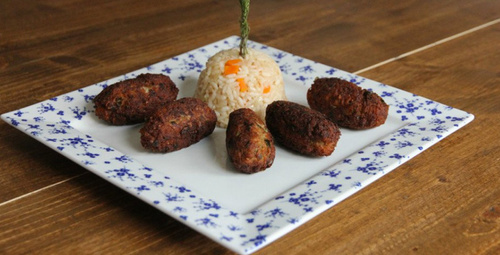 Böylesini yemediniz: Kıbrıs köftesi tarifi
