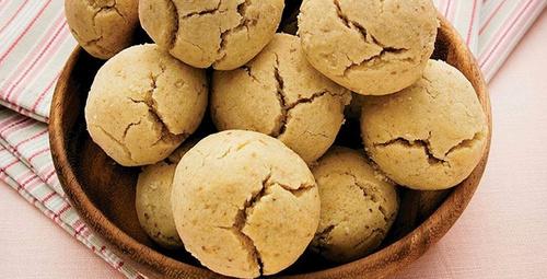 Kıyır kıyır tat: Tahinli çatlak kurabiye tarifi