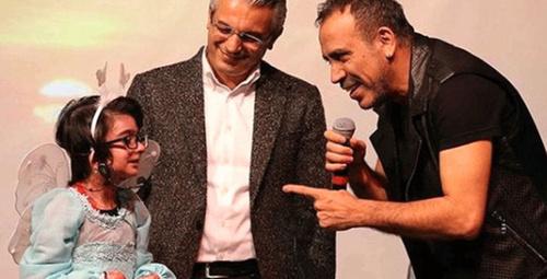 Haluk Levent'in küçük kıza sürprizi herkesi gözyaşlarına boğdu!