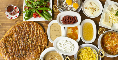 Enfes Van kahvaltısı: Murtağa tarifi