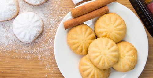 Ağızda dağılıyor: Margarinsiz kurabiye tarifi