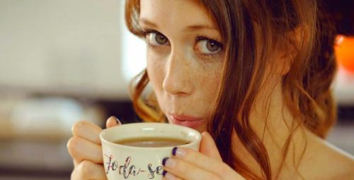 Sabahları aç karnına kahve içiyorsanız...