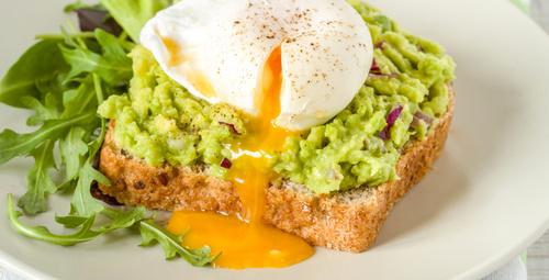Kahvaltıların yeni vazgeçilmezi: Poşe yumurta