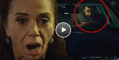 İstanbullu Gelin Osman arabada cinsel ilişki sahnesinin videosu