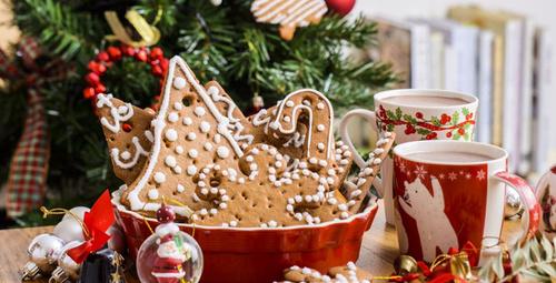Lezzetli ve pratik: Zencefilli tarçınlı yılbaşı kurabiyesi!