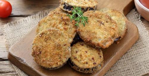Leziz mi leziz bir ara sıcak: Patlıcan pane