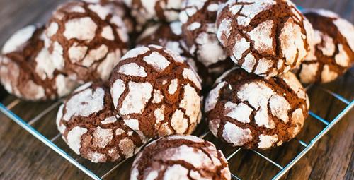 Tadına doyulmaz: Çatlak kurabiye tarifi