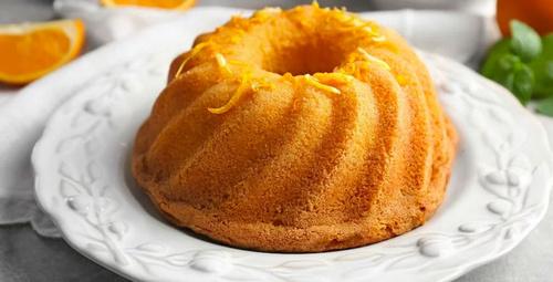 Kokusuyla aşık eden: Portakallı limonlu kek