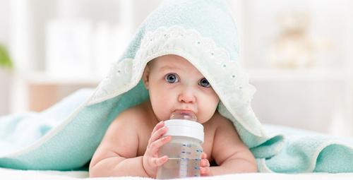 Bebeklere kaçıncı aydan itibaren su içirilmeli?