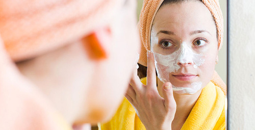 Yoğurt maskesi ile cildiniz ışıldayacak!