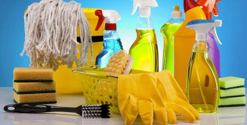 Kimyasal içermeyen 4 temizlik malzemesi yapımı!