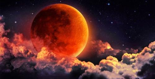 Nedir bu Süper Kanlı Kurt Ay Tutulması?
