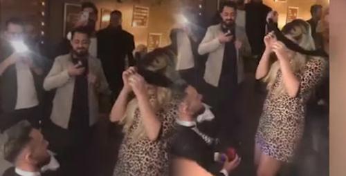 Gökhan Çıra'dan Selin'e süpriz evlenme teklifi! Göz yaşları sel oldu!