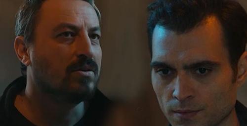 Çarpışma 8. bölüm ilk sahne fragmanda  Veli Demir'in video sahnesi