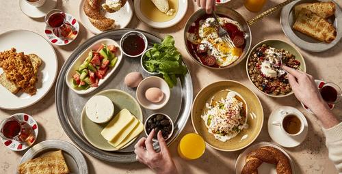 Kahvaltınıza renk katın: Çıtır yumurta