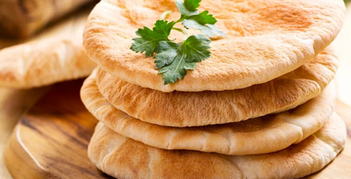 Kahvaltıda yumuşacık lezzet: Pita ekmeği