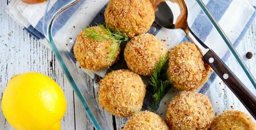 Çıtır çıtır bir lezzet: Palamut köftesi